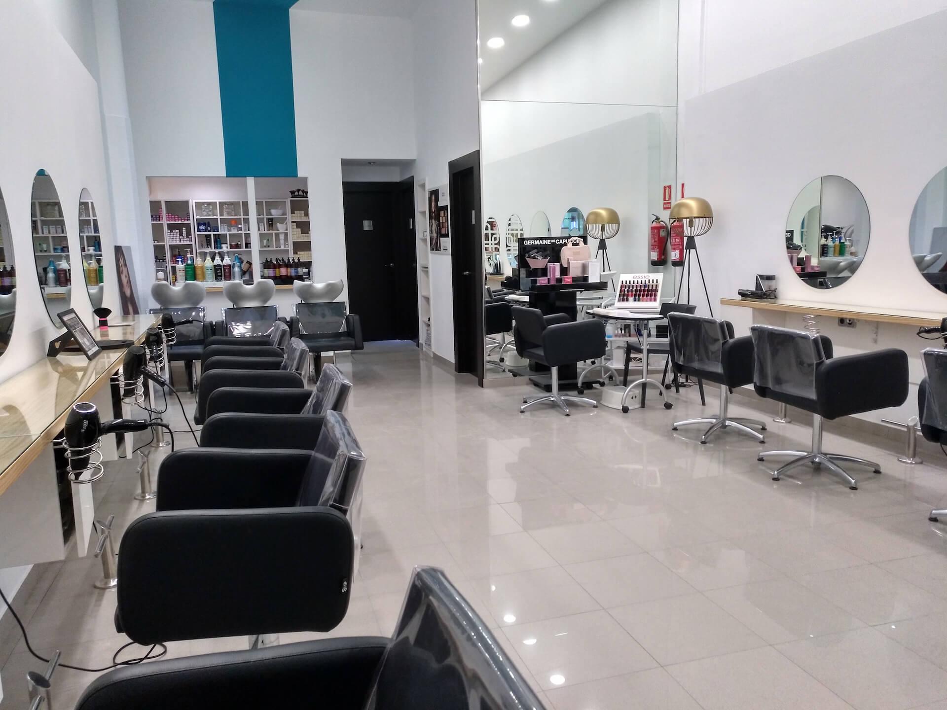Cool | Salón de peluquería y estética
