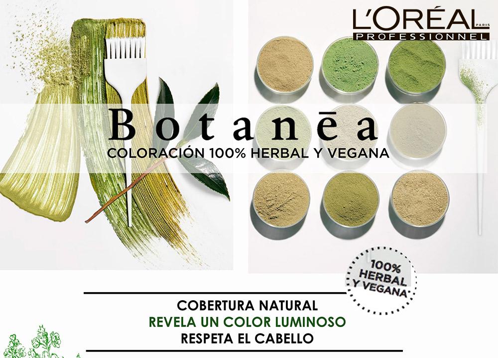 Coloración vegana Botanéa
